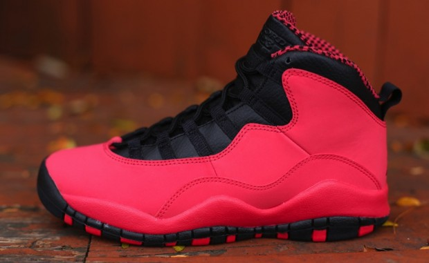 Air Jordan 10 Gs Fusion Red 1 620x381