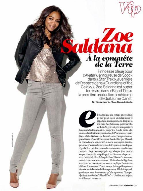 Zoe Saldana 2