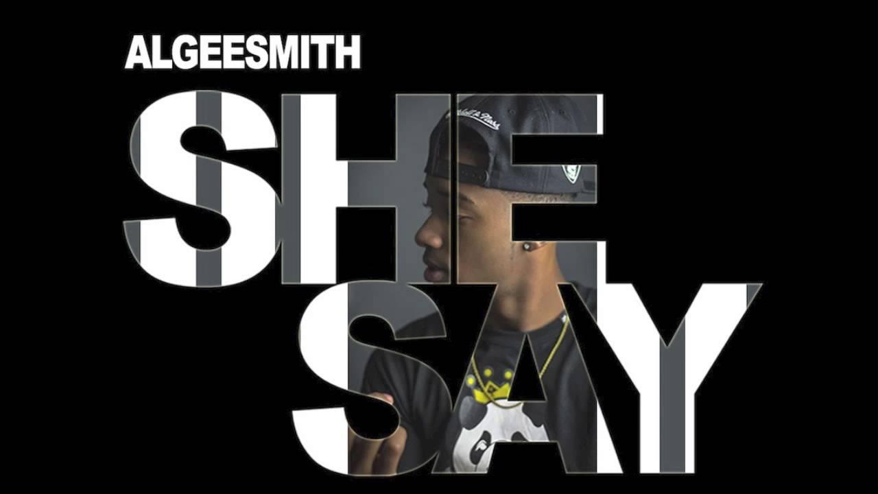 algee smith